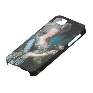 Elegant Marie Antoinette iPhone 5 Cases