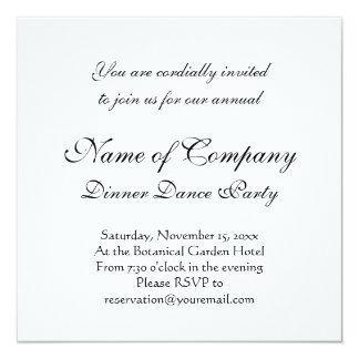 "Elegant Medieval Green Letter W Monogram 5.25"" Square Invitation Card"
