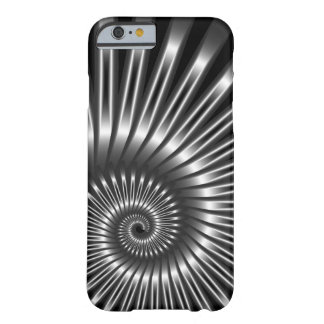 Elegant metal shell barely there iPhone 6 case