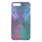 Elegant Metallic Lace Celtic Heart iPhone 7 Plus iPhone 8 Plus/7 Plus Case
