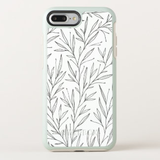 Elegant Minimalist Botanical Vines | Phone Case