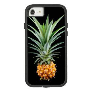 elegant minimalist pineapple   Black background Case-Mate Tough Extreme iPhone 8/7 Case