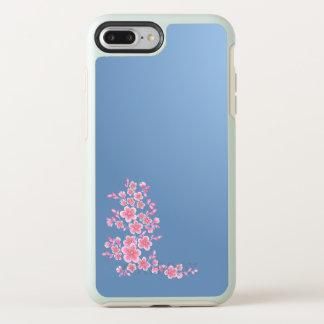 Elegant Minimalist Pink Floral | Phone Case