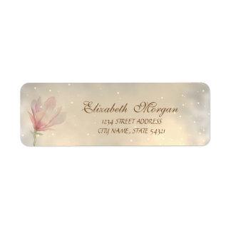 Elegant Modern  Magnolia  Address