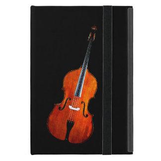 Elegant Monogram Cello Music iPad Mini Case