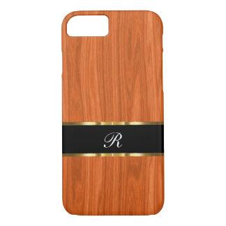 Elegant Monogram Design Case-Mate iPhone Case