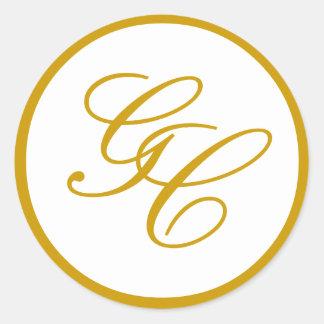 elegant stickers