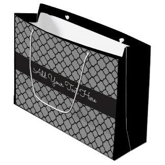 Elegant Moroccan Multi Occasion Large Gift Bag