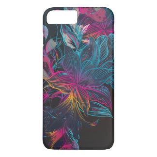 Elegant Multi-color Floral Design   Phone Case