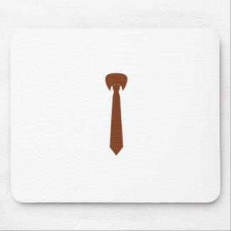 Elegant necktie mousepad