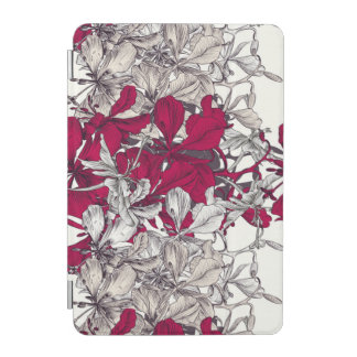 Elegant Nouveau Art vintage floral painting iPad Mini Cover