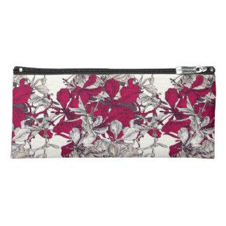 Elegant Nouveau Art vintage floral painting Pencil Case