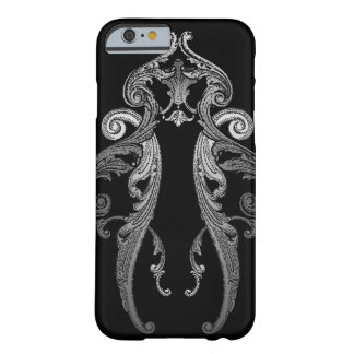 Elegant Ornate Goth Design iPhone 6 Case