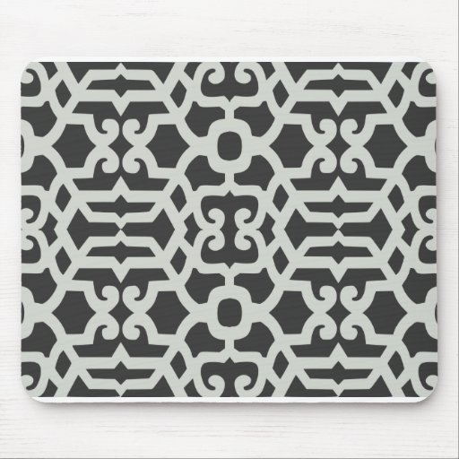 Elegant Pattern Mousepads