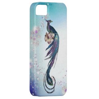Elegant Peacock Fantasy Art iPhone 5 Case
