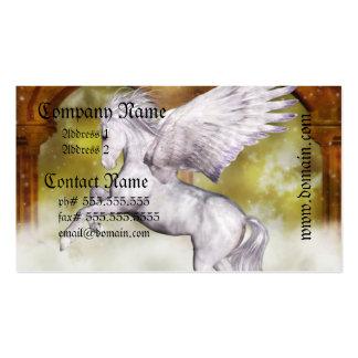 Elegant Pegasus Business Card Templates