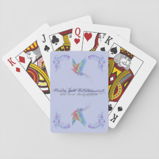Elegant PGE standard playing cards