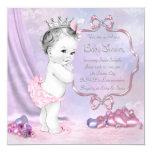 Elegant Pink and Purple Baby Shower