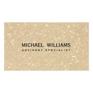 ELEGANT PROFESSIONAL CURTAIN WARM FABRIC ORANGE BUSINESS CARD