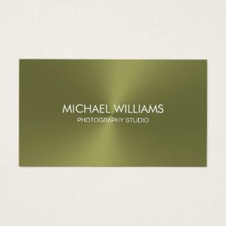 Elegant Professional Lawyer Sea bream Business Card