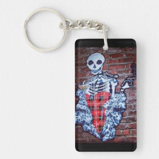 Elegant Punk Keychain