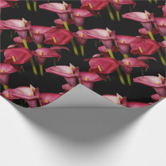 Elegant Purple Calla Lilies