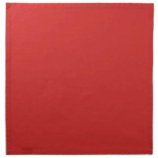 Elegant Red Tomato - Fashion Color Trending Napkin