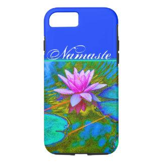 Elegant Reflections Namaste Yoga Lotus iPhone 7 Case