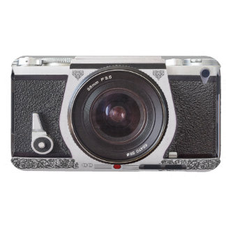 Elegant Retro Camera Scroll on iPod Touch 4G iPod Touch Covers