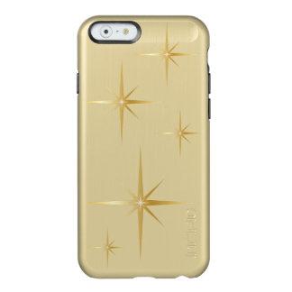 Elegant Retro Starburst iPhone 6/6S Case - Gold