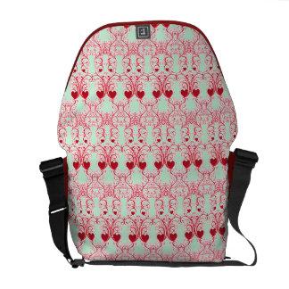 Elegant Romance Courier Bag
