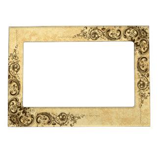 Elegant Scroll Work Magnetic Frame