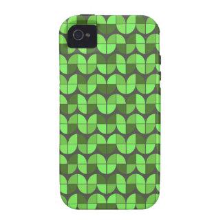 Elegant Seamless Pattern Vibe iPhone 4 Covers