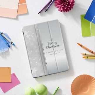 Elegant Silver Christmas & New Year iPad Air Case iPad Air Cover