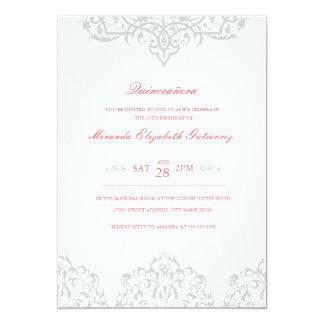 Custom Quinceanera Invitations