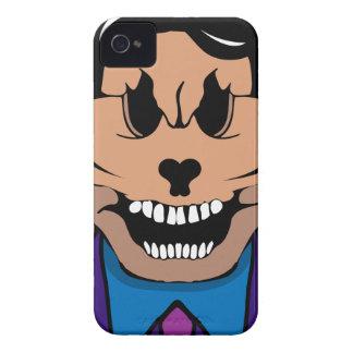 Elegant skull Case-Mate iPhone 4 cases
