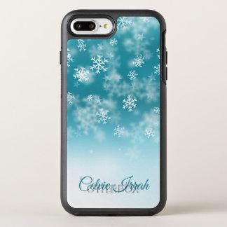 Elegant Snowflakes Personalized | Phone Case