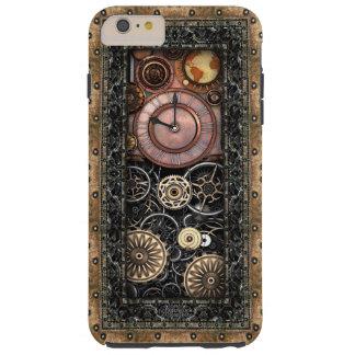 Elegant Steampunk Tough iPhone 6 Plus Case