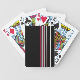 Elegant style poker deck