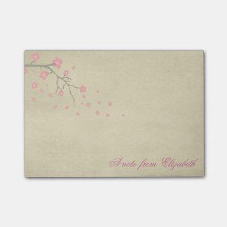 Elegant Stylish Girly ,  Cherry Branch Post-it Notes