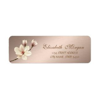 Elegant Stylish  Magnolia   Address