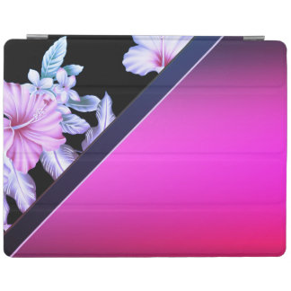 Elegant Stylish Sophisticated ,Flowers iPad Cover
