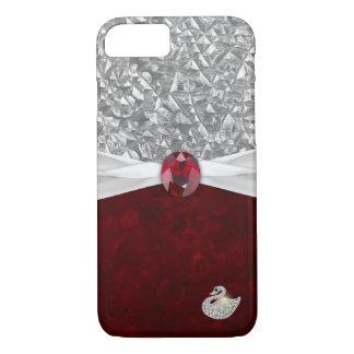 Elegant Swan iPhone 7 Case