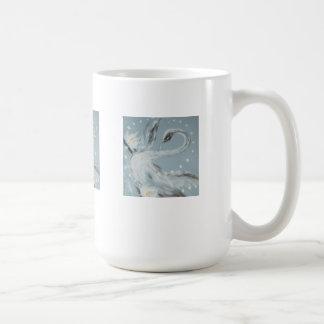 Elegant Swan Mug