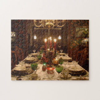 Elegant Table Setting Photo Puzzle