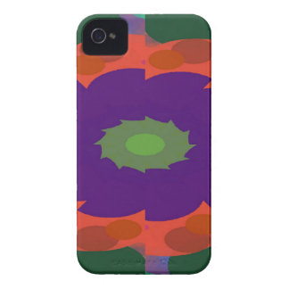 Elegant Treasure Pattern iPhone 4 Cases