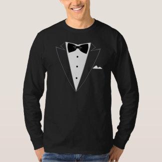 Elegant Tuxedo T-Shirt