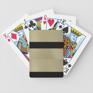 Elegant Two Tone Bicycle Playing Cards