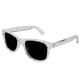 Elegant Vintage Brocade Damask Sunglasses