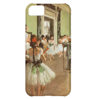 Elegant Vintage Degas The Dance Class, Ballerina iPhone 5C Cover